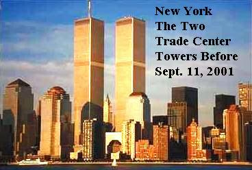 Trade Center Towers